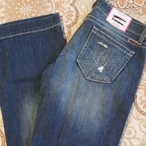 Cruel girl trouser Jean's